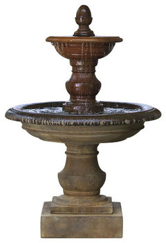 San Pietro Garden Water Fountain, Natural · More Info