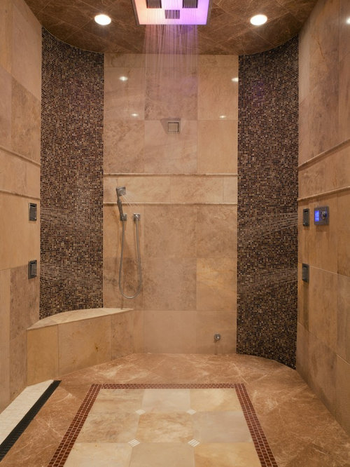 Multiple Showerhead Shower Houzz