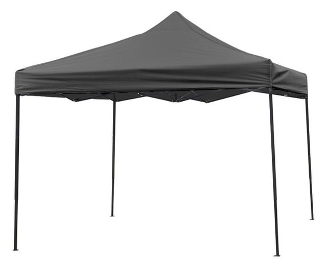Lightweight And Portable Canopy Tent Set, Black