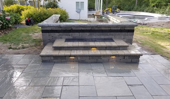 Water Features, Outdoor Lighting, & Specialty Jobs