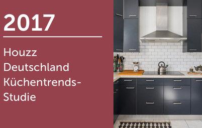 Houzz Deutschland Küchentrends-Studie 2017