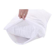 Waterproof Pillow Protectors, Set of 2, King