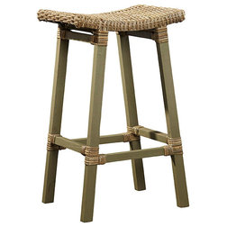 Tropical Bar Stools And Counter Stools by Furniture Classics
