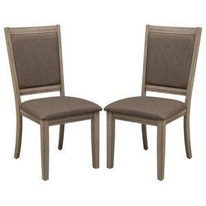 Liberty Sun Valley Upholstered Side Chairs, Sandstone, Set of 2