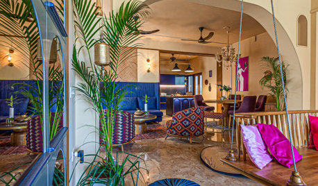 Ahmedabad Houzz: A Fresh and Vibrant Home, Rooted in Rajasthan