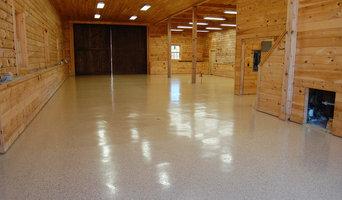 Mebane Barn Floor
