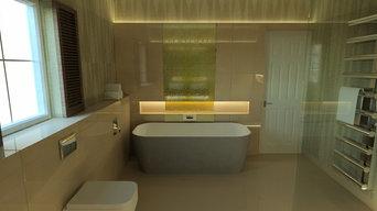 Spacious En-suite