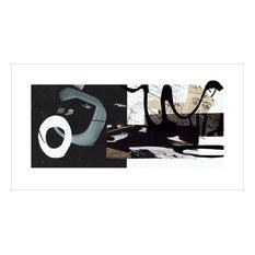 BUNA, Limited Edition Print, Frameless Frame, 22Hx40W