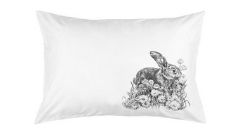 Chloe Rabbit pillowcase