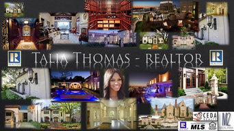 Talia Thomas Luxury Homes Realtor