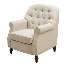 Bedroom Chair And Ottoman | Houzz