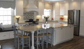 Starmark White & Blue Kitchen