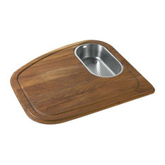 Franke Solid Wood Cutting Board in Browns / Beige / Tans