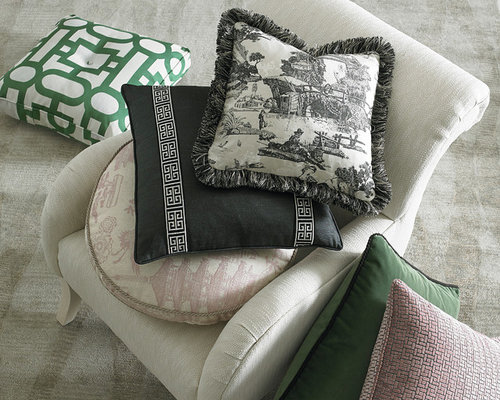 Custom Pillows By Bassett Furniture   Decorative Pillows