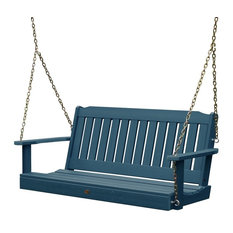 Lehigh Porch Swing, Nantucket Blue