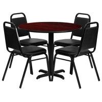 Restaurant Style Table Set, 5-Piece Set