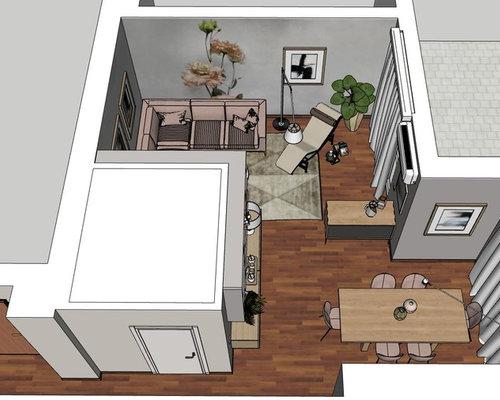 Casa nuova ed uno stile da creare progetto chiuso for Nuova casa in stile