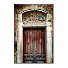 Doors of Italy - Antico, Canvas Print
