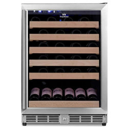Modern Beer And Wine Refrigerators by KingsBottle