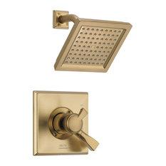 Delta Dryden Monitor 17 Series Shower Trim, Champagne Bronze, T17251-CZ