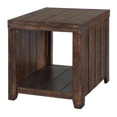 Magnussen Caitlyn Rectangular End Table