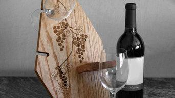 Custom Wine Holders