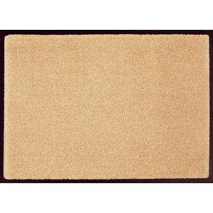 Easy Clean Beige Doormat