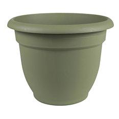 "Bloem Apopka 12"" Ariana Planter, Living Green"