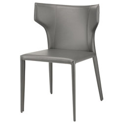 Midcentury Dining Chairs by mod space furniture