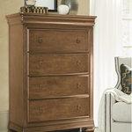 Universal Furniture - Drawer Chest - Four drawers; Cedar bottom in bottom drawer