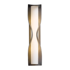 Hubbardton Forge (204795) 4 Light Dune Large Wall Sconce