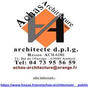 Photo de ACHAS ARCHITECTURE