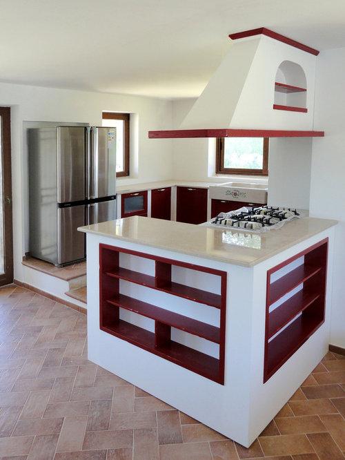 Mobili Per Cucine In Muratura. Great Cucine In Finta Muratura ...
