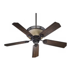 Most popular southwestern ceiling fans for 2018 houzz quorum international quorum international 80525 44 lone star 52 ceiling fan toasted mozeypictures Image collections