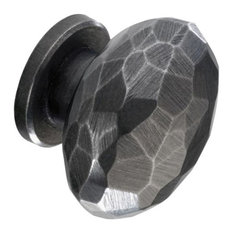 Merveilleux Second Nature Handles   Second Nature Handles Forge Round Knob, Iron Effect    Door Knobs
