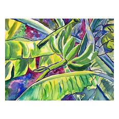 Bananas Door Mat 18x26