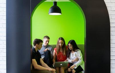 Design Students, Meet Your Mentors