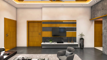 residence interior at Isanpur