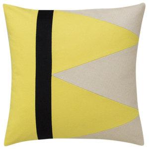 Canari Alphabet Scatter Cushion, Letter B