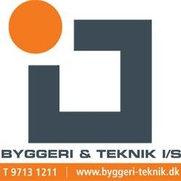 Byggeri & Teknik I/Ss billede