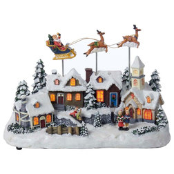 Contemporary Holiday Accents And Figurines by Kurt S. Adler, Inc.