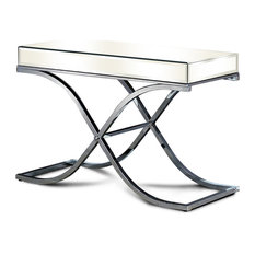 Aubrine X-Frame Sofa Table