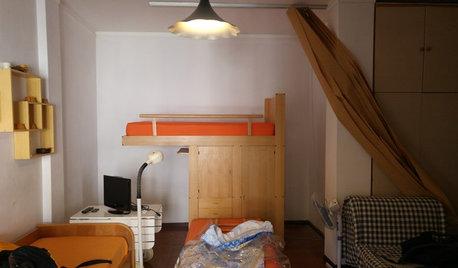 Casas Houzz: De pequeño estudio a piso de dos habitaciones