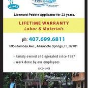 White Sands Pool Plastering Inc