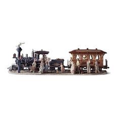 Lladro A Grand Adventure Figurine