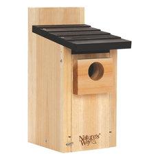 Nature's Way Bird Products LLC Bluebird Box Bird House CWH3