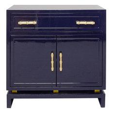 Marcus Cabinet Blue
