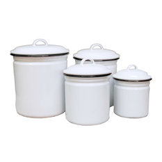 Contemporary Kitchen Canisters and Jars | Houzz