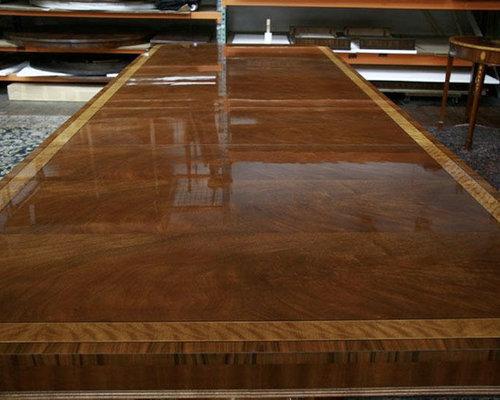 12 foot dining room table | Henredon Aston Court 12 Foot Dining Room Table (Aston CT 3)