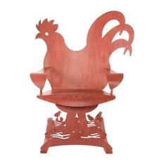 Hen Rocking Chair